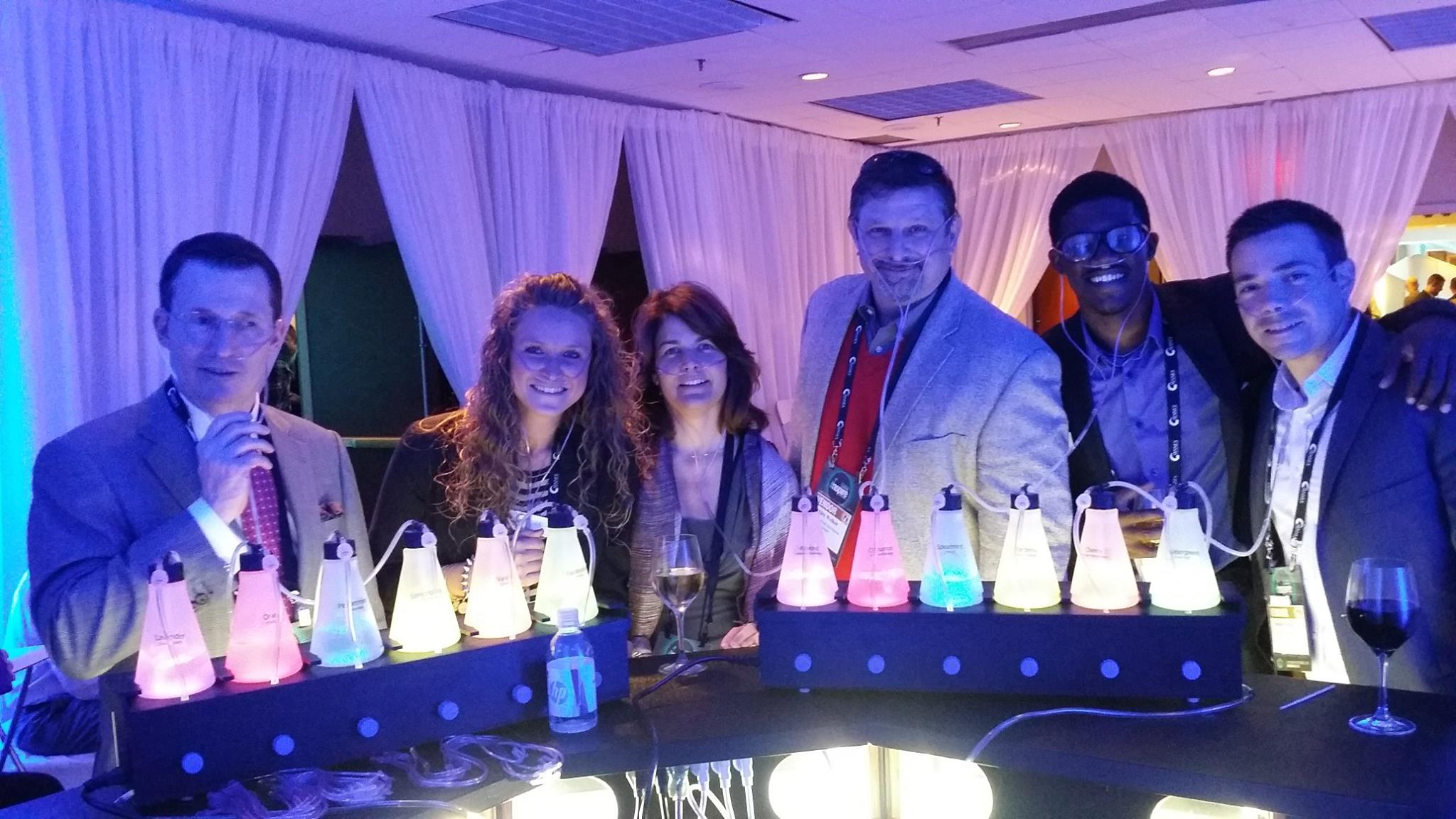 Event Planners Oxygen Bar