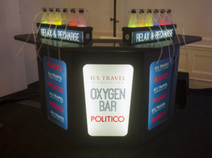 "Branded ""Dream Machine"" Oxygen Bar"